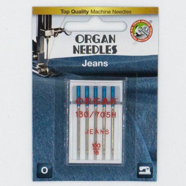 Organ Jeans 5 Stk. Stärke 100