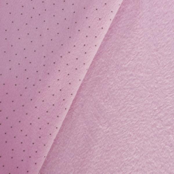 Nicki Fleece Dots rosa