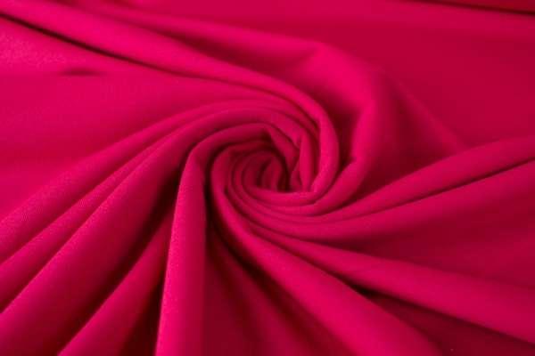 Sweat unangeraut - French Terry dunkles pink Ökotex 100