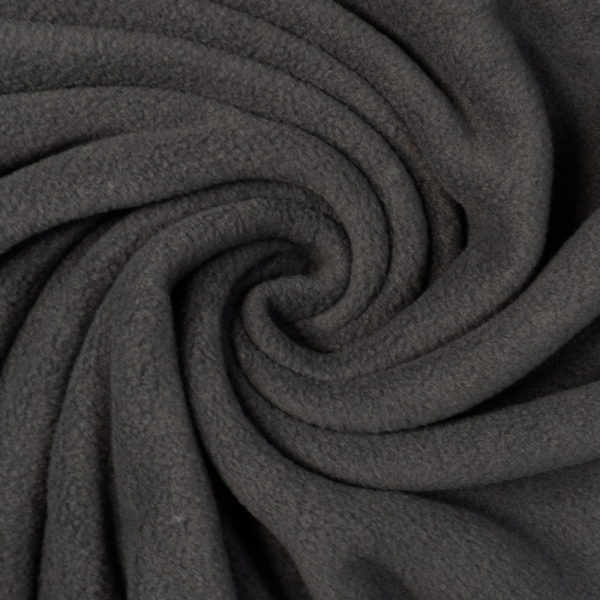 Fleece Antipilling anthra