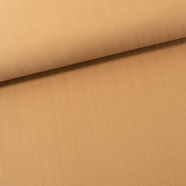 Hosenstoff Webware Stretch Doubleface beige-anthrazit