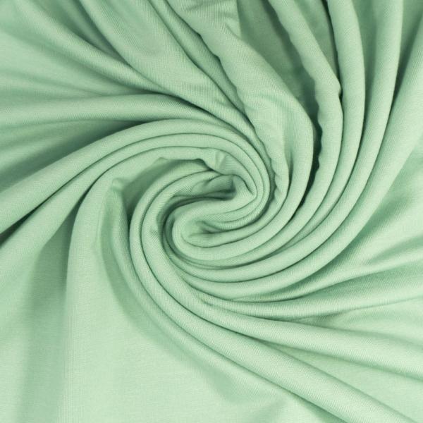 Modal Sommersweat UNI dusty mint
