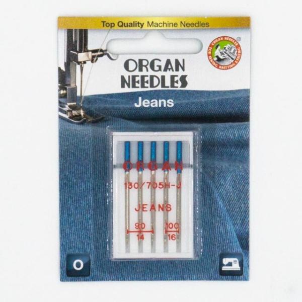Organ Jeans 5 Stk. Stärke 90-100