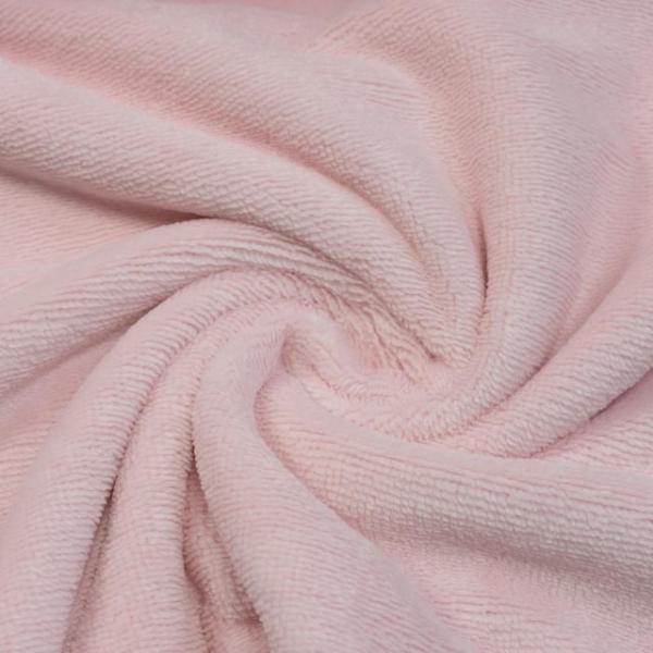 Bamboo Kuschelfrottee rosa