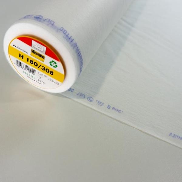 Vlieseline Bügeleinlage H180 weiß