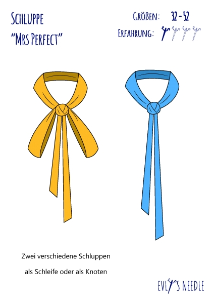 eBook Schluppe Mrs. Perfect by EvLi's-Needle
