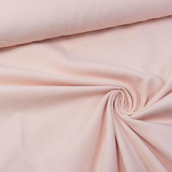 Babycord Uni pastellrosa