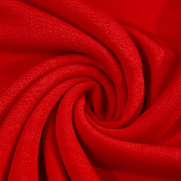 Alpensweat Uni rot Ökotex 100