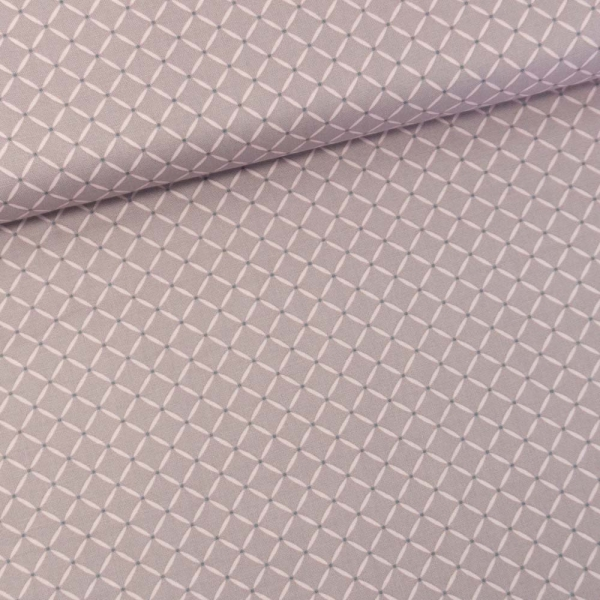 Gütermann Baumwollwebware Timeless Wire Mesh dusty lavender