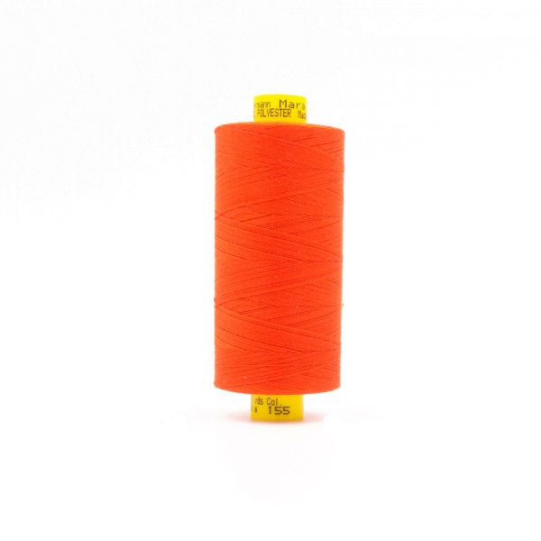 Gütermann Allesnäher 1000m orange dunkel