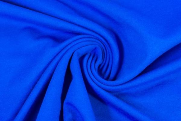 Sweat Anna - French Terry königsblau