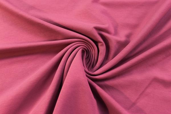 Organic Sweat flamingo unangeraut - French Terry Ökotex 100