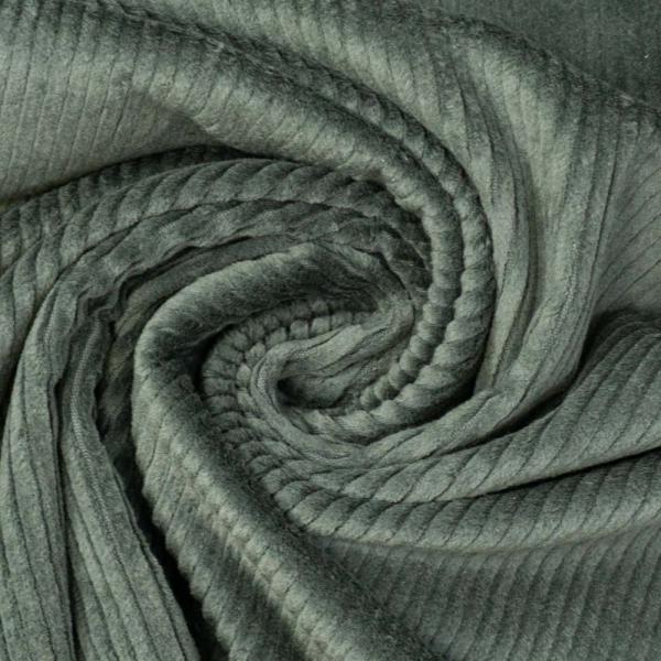 Breitcord Stretch dusty mint SCHWER 345gr/m²