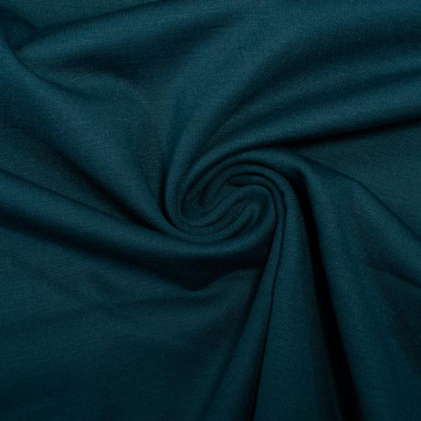 Schwerer Romanit Jersey Uni blaupetrol