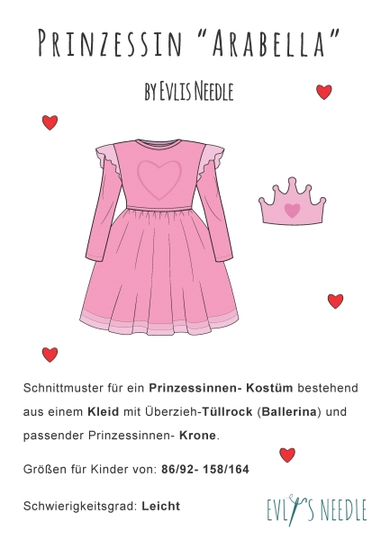 eBook Prinzessin Arabella by EvLis-Needle