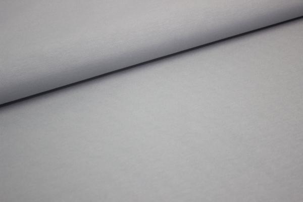Canvas UNI HELLGRAU 100% Baumwolle Ökotex 100
