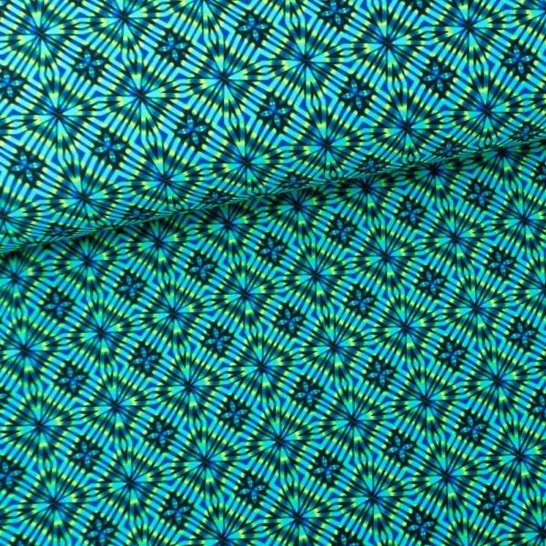 Multifunktionsjersey Swim- & Sportswear Kaleidoskop aqua