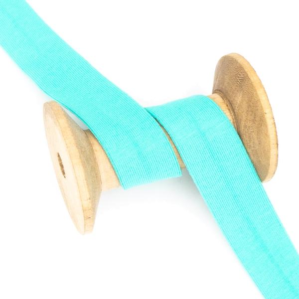 Jersey Schrägband Deluxe mintgrün