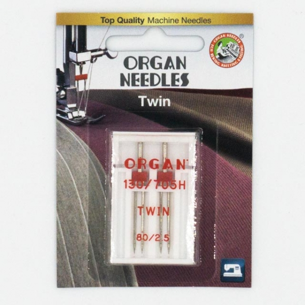 Organ Twin 2 Stk. Stärke 80/2.5