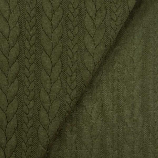 Jacquard Cable oliv