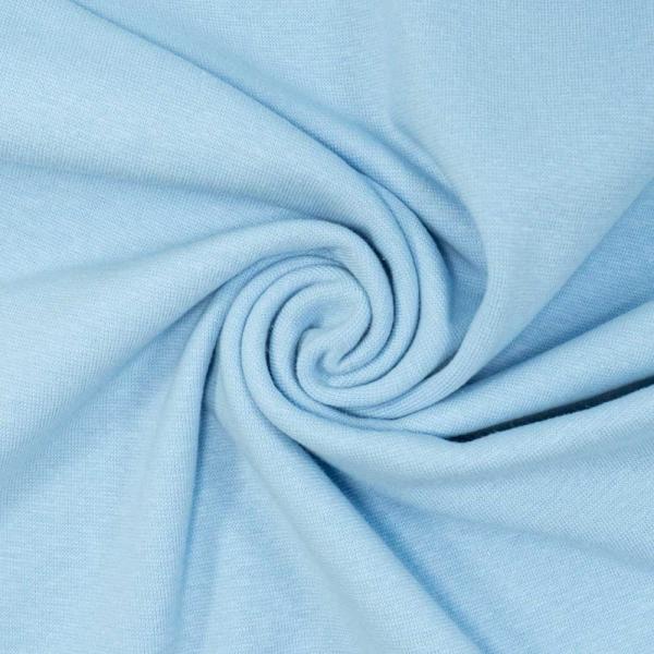 Bündchen UNI hellblau