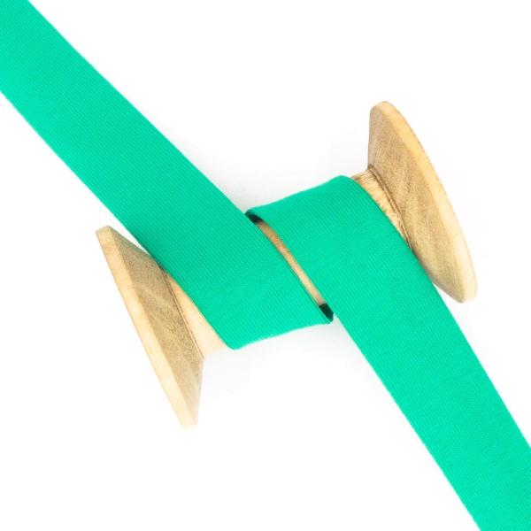 Jersey Schrägband Deluxe grün