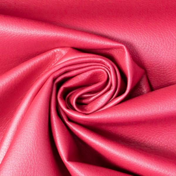 Metallic Soft Kunstleder pink Deluxe