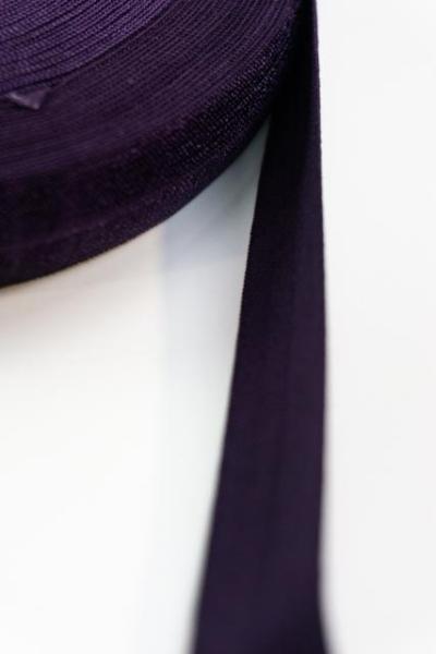 Falzgummi Falzband lila 20mm Ökotex 100