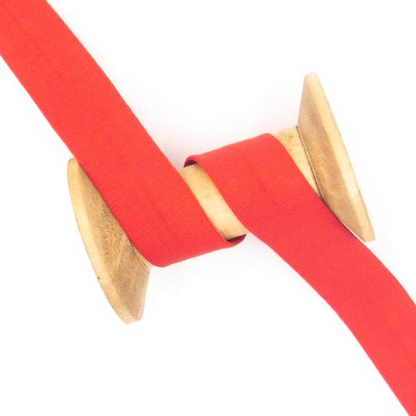 Jersey Schrägband Deluxe rot