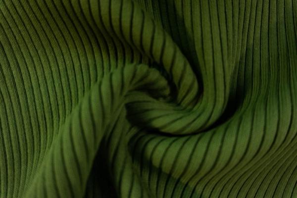 Grobstrickbündchen HEAVY khaki Cozy-Style Ökotex 100