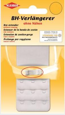 BH-Verlängerer 3-fach 55mm weiß
