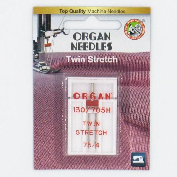 Organ Twin Stretch Stärke 75/4.0