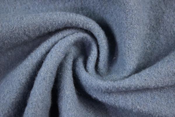Walk 100% Schurwolle jeansblau hell 410gr/m² Ökotex 100
