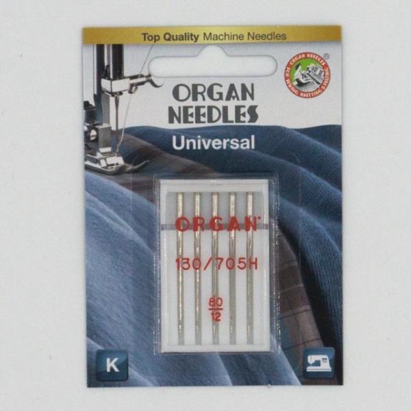 Organ Universal 5 Stk. Stärke 80