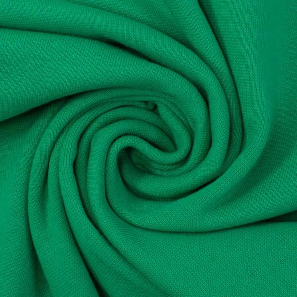 Bündchen Feinstrick UNI bonbon-grün