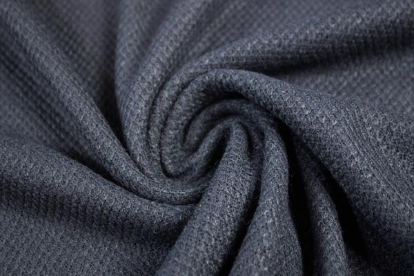 Polo Piqué Strick-Jersey navy - Pashmina Style Ökotex 100