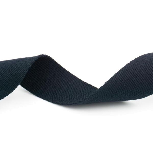 Soft Gurtband 40mm navy