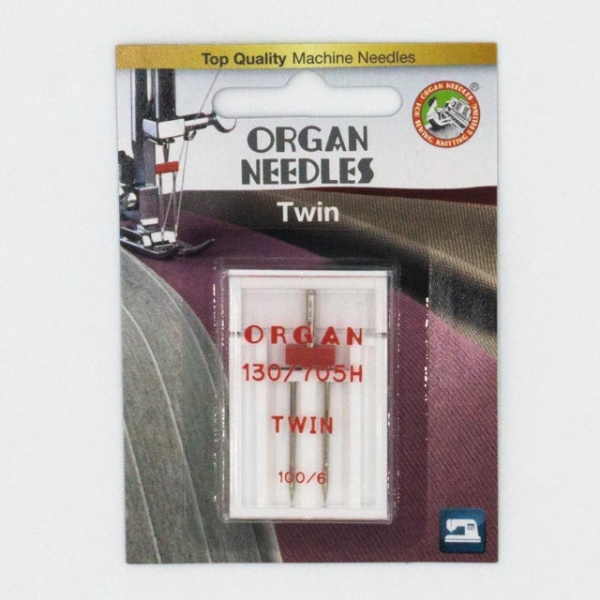 Organ Twin Stärke 100/6.0