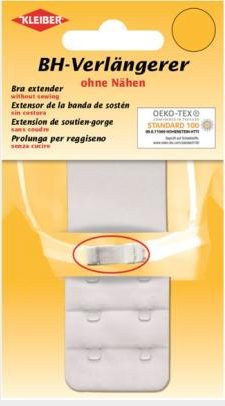 BH-Verlängerer 2-fach 35mm weiß