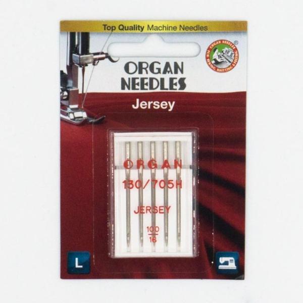 Organ Jersey 5 Stk. Stärke 100