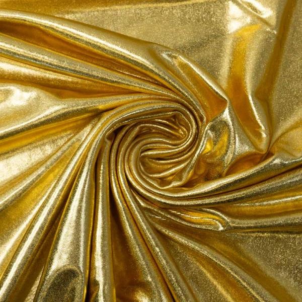 Folienjersey gold