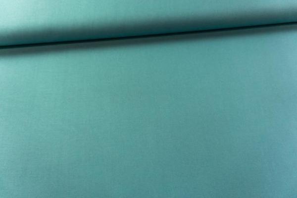 Canvas Premium Uni dusty mint 100% Baumwolle Ökotex 100