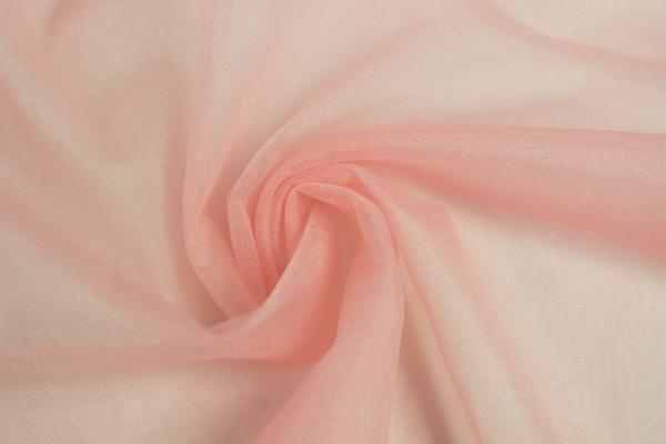 Glamour Softtüll Schleiertüll Pastellrosa Ökotex 100
