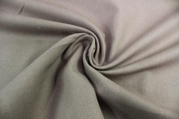 Canvas Uni beige 100% Baumwolle Öko Tex 100