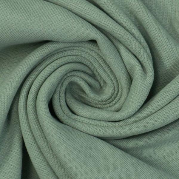 Bündchen Feinstrick khaki-hell