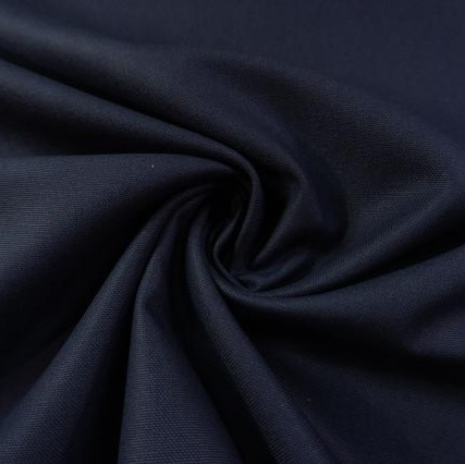 Canvas Premium Uni navy 100% Baumwolle Ökotex 100