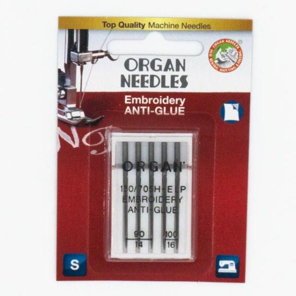 Organ Stick ANTI-GLUE 5 Stk. Stärke 90-100