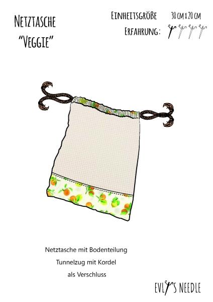 eBook VEGGIE Netztasche
