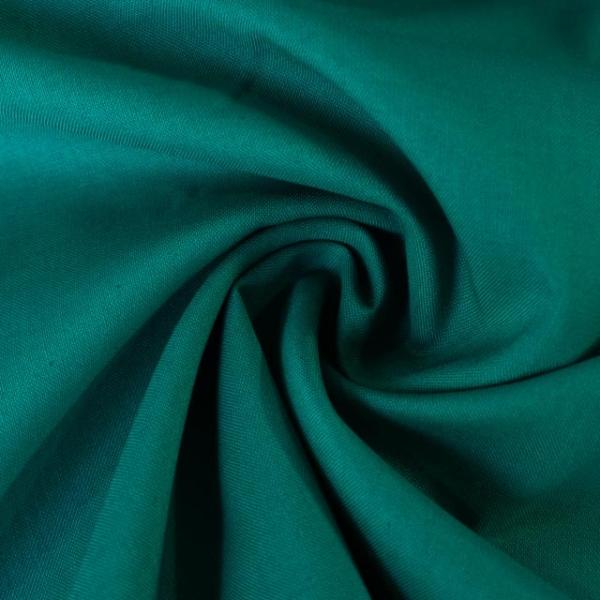 Baumwollwebware Fahnentuch Uni dunkelgrün Ökotex 100
