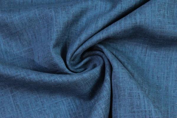 Leinen UNI jeans Ökotex 100
